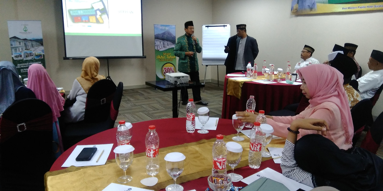 Alumni Haji dan Umroh Adz-Zikra Surabaya