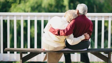 Cinta Sampai Kakek Nenek