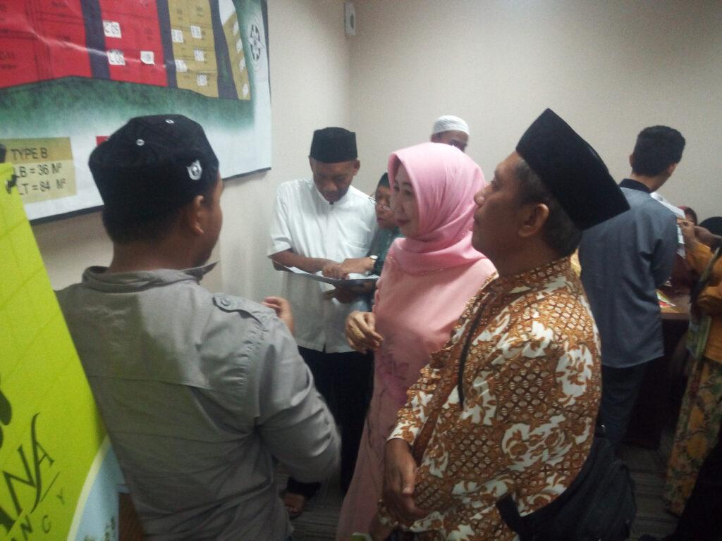 Jamaah Umroh Ahsana Property Syariah