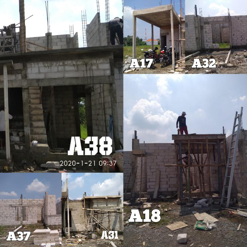 Real Proyek Property Ahsana Kedungturi Mojokerto Baru