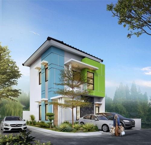 Rumah A10 Type 88 Blimbing Malang