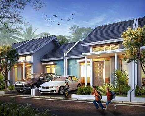 Desain Rumah Samarinda Type A