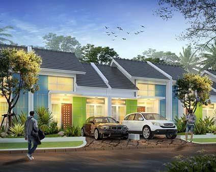 Desain Rumah Samarinda Type B