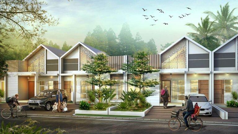 Perumahan Syariah Ahsana Firdaus Residence Banjarbaru