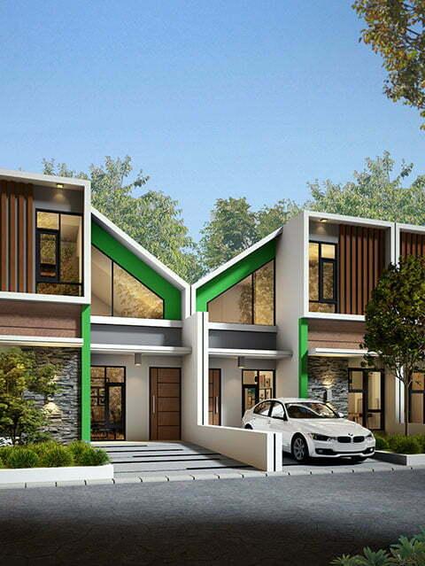 Rumah Syariah Ahsana Elite Residence Perbon Tuban
