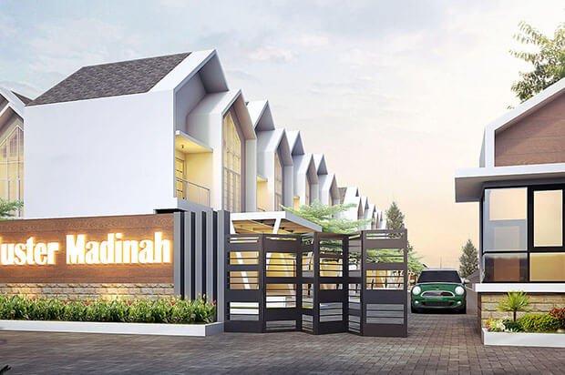 Rumah Syariah Ahsana Modern City Mojosari