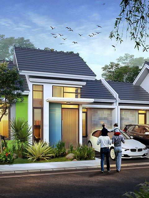 Rumah Syariah Ahsana Pusaka Regency Kota Samarinda