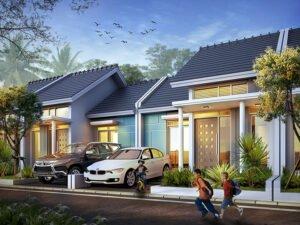 Spesifikasi Rumah Type 36 - L 6 Firdaus Samarinda
