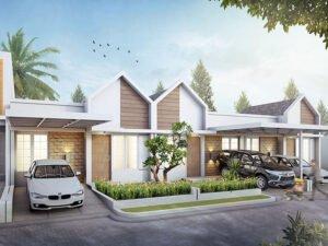 Jual Rumah Syariah Mojosari - Spesifikasi Rumah Type 38 - 6x12 Mojosari Mojokerto