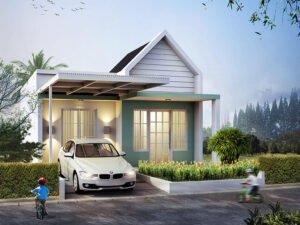 Spesifikasi Rumah Type 38 Green Village Tuban