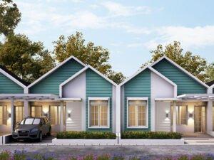 Spesifikasi Rumah Type 48 Green Village Tuban
