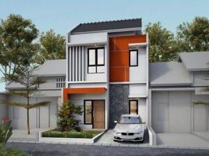 Spesifikasi Rumah Type 48 Regency Kedanyang
