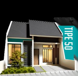 Spesifikasi Rumah Type 50 Perbon Tuban