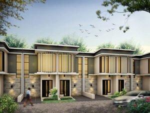 Spesifikasi Rumah Type 53 Townhouse Tropodo Mojokerto