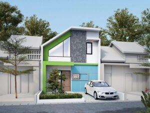 Spesifikasi Rumah Type 54 Regency Kedanyang