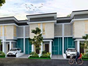 Spesifikasi Rumah Type 54 Townhouse Menganti Gresik