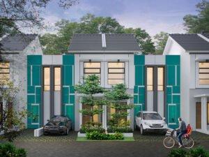 Jual Rumah Syariah Mojosari - Spesifikasi Rumah Type 55 Mojosari Mojokerto