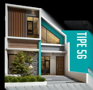 Spesifikasi Rumah Type 56 Perbon Tuban