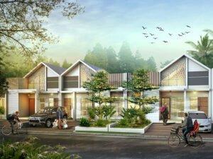 Spesifikasi Rumah Type 60+ Liang Anggang Kota Banjarbaru