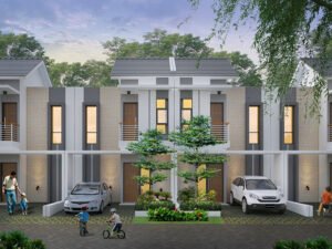 Jual Rumah Syariah Mojosari - Spesifikasi Rumah Type 65 Mojosari Mojokerto