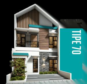 Spesifikasi Rumah Type 70 Perbon Tuban