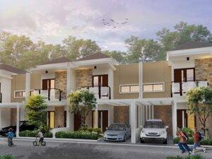 Spesifikasi Rumah Type 73 Regency Tropodo Mojokerto