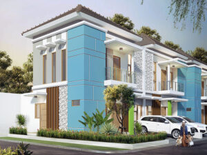 Perumahan Syariah Madiun - Spesifikasi Rumah Type 75 100 C Manguharjo Madiun