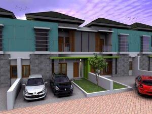 Spesifikasi Rumah Type 75 Blimbing Malang