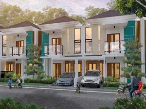 Spesifikasi Rumah Type 78 Regency Tropodo Mojokerto