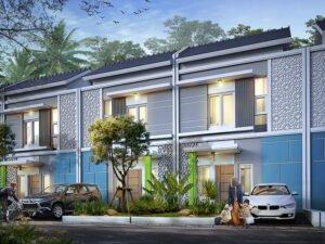 Spesifikasi Rumah Type 45-2 Manguharjo Madiun