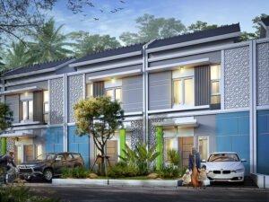 Spesifikasi Rumah Type 60-2 Manguharjo Madiun