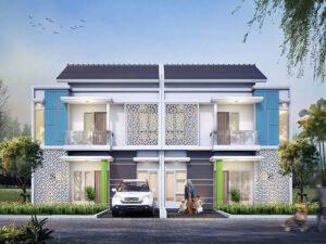 Spesifikasi Rumah Type 65 Manguharjo Madiun